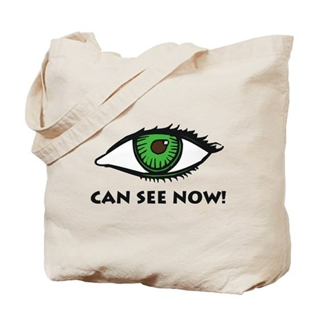 Eye Can See Tote Bag