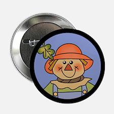 """Scarecrow 2.25"""" Button"""