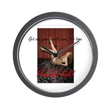 Wall Clock - Time to Shop for Princess!