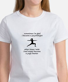 Psychology Yoga Master Women's T-Shirt
