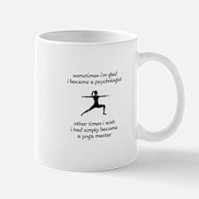 Psychology Yoga Master Mug