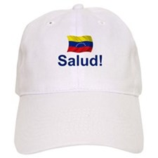 Venezuela Salud! (Cheers!) Baseball Cap