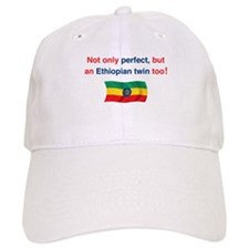 Ethiopian Twin-Perfect Baseball Cap