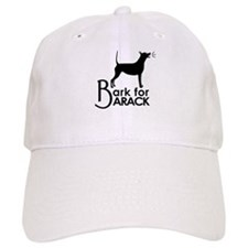 Bark for Barack Baseball Cap