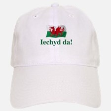 Wales Iechyd da Baseball Baseball Cap