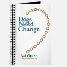 Dogs Need Change, Not Chains Journal