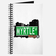 MYRTLE AV, BROOKLYN, NYC Journal