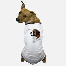 Saint Best Friend 1 Dog T-Shirt