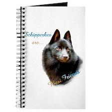 Schipperke Best Friend 1 Journal