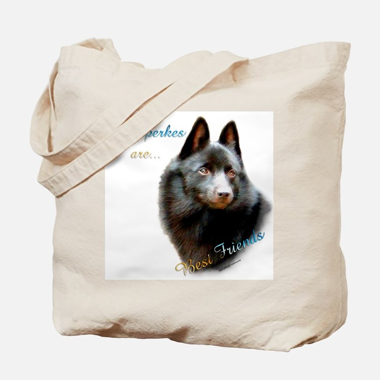 Schipperke Best Friend 1 Tote Bag