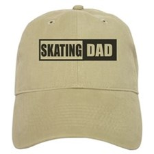 Skating Dad Baseball Cap