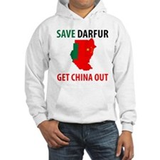 Get China Out! Hooded Sweatshirt