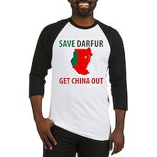 Get China Out! Baseball Jersey