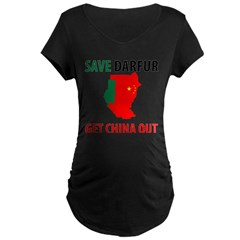 Get China Out! T-Shirt