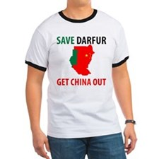 Get China Out! Ringer T