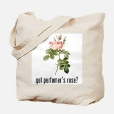 Perfumer's Rose Tote Bag