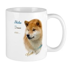 Shiba Best Friend 1 Mug