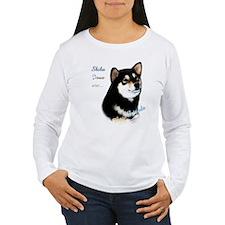 Black Shiba Best Friend 1 T-Shirt