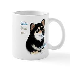 Black Shiba Best Friend 1 Mug