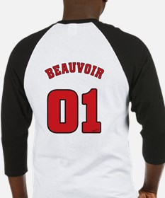 Streetball Beauvoir Baseball Jersey