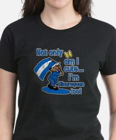 Not only am I cute I'm Nicaraguan too! Tee