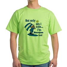 Not only am I cute I'm Nicaraguan too! T-Shirt