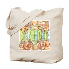 Founding Fathers of Bluegrass Tote Bag