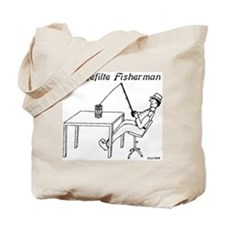 The Gefilte Fisherman Tote Bag