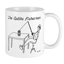 The Gefilte Fisherman Mug