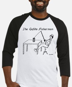 The Gefilte Fisherman Baseball Jersey