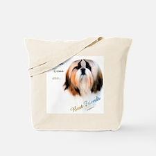 Shih Tzu Best Friend 1 Tote Bag