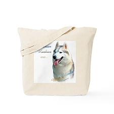 Husky Best Friend 1 Tote Bag