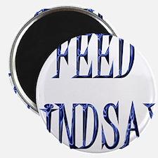Feed Lindsay 4 Magnet