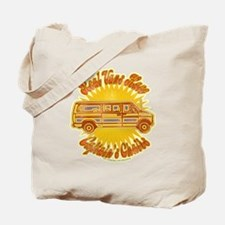 Captain's Chairs Tote Bag