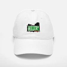 MILLER AV, BROOKLYN, NYC Baseball Baseball Cap