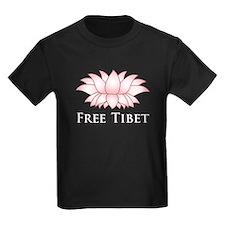 Lotus Free Tibet T