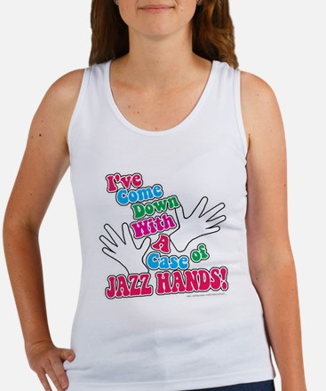 Jazz Hands! Women's Tank Top