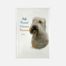 Wheaten Best Friend 1 Rectangle Magnet