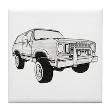 Cool Rc cars Tile Coaster