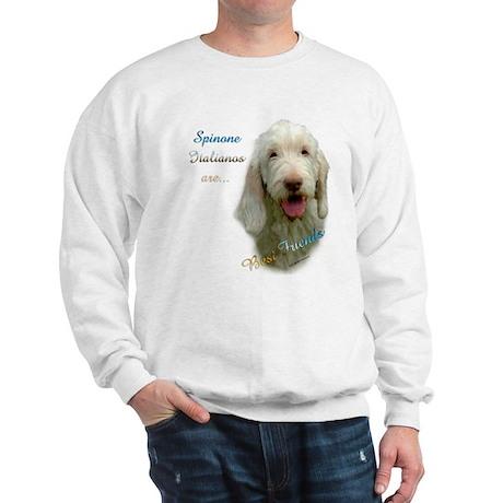 Spinone Best Friend 1 Sweatshirt