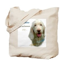Spinone Best Friend 1 Tote Bag