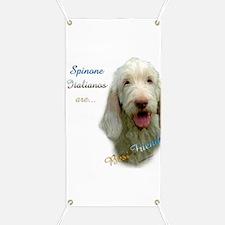 Spinone Best Friend 1 Banner
