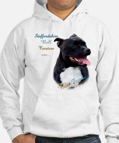 Staffy Best Friend 1 Jumper Hoody