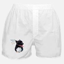 Staffy Best Friend 1 Boxer Shorts