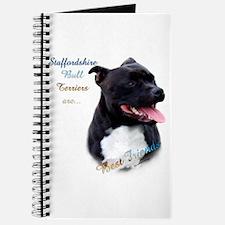 Staffy Best Friend 1 Journal
