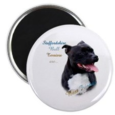 Staffy Best Friend 1 Magnet