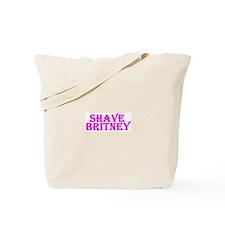 Shave Britney Tote Bag