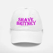 Shave Britney Baseball Baseball Cap