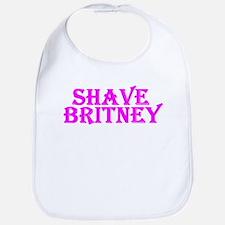 Shave Britney Bib