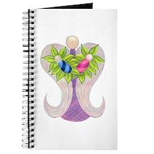 ALD-Fraternal Twin Baby Angel Journal